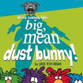 Mean Dust Bunny